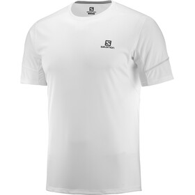 Salomon Agile T-shirt Homme, white